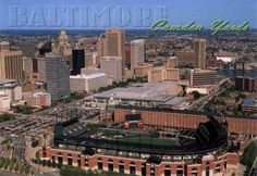 Baltimore Inner Harbor, Rosebud Salve, Camden Yards, Mlb Stadiums, Carroll County, Westminster, Rose Buds, Maryland, Paris Skyline
