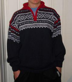 Grethe`s Flittige Hender: Endelig er Mariusgenseren ferdig. Men Sweater, Sweaters, Fashion, Moda, Fashion Styles, Men's Knits, Sweater, Fashion Illustrations, Sweatshirts