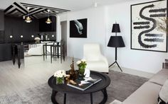 Best of State Residential Design Award (Qld)   Marine Parade Apartment by James Dawson Interiors.