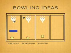 PE Games - Bowling Ideas