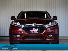 Honda Vezel is a Car from Aly - The Car Dealer in Karachi