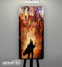 Star Wars Inspired Boba Fett: Under These Banners 8X17 by Herofied