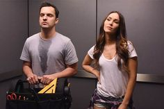 New Girl saison 5 avec Megan Fox
