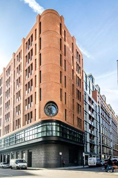 Eight Artillery Row designed by Make Architects for LBS Properties wins BDA Chairman's Awards at 2015 Brick Awards. http://www.mbhplc.co.uk/tremendous-success-britains-brick-specialists-brick-awards