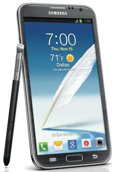 Samsung Galaxy Note II 4G Android Phone, Titanium (Sprint) #samsung #android #sprint  http://wireless.amazon.com/dp/B00A0CIS5C?_encoding=UTF8=treosunami2013-20=xm2=1789=B00A0CIS5C