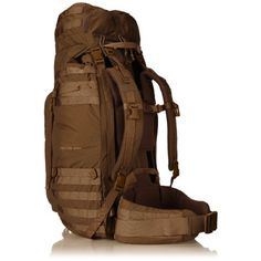 Kelty Tactical Falcon 4000 Nylon Backpack Coyote Brown 25909076 727880009489