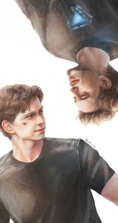 T: Kid, you can't keep pushing yourself like this. P: *hisses in pain* P: I just… wanted to be better. T: Kid, listen to me. Avengers Comics, Marvel 3, Stony Avengers, Avengers Team, Marvel Facts, Marvel Fan Art, Marvel Heroes, Iron Man Capitan America, Marvel Drawings