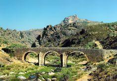 Vimioso - Roman bridge #Portugal