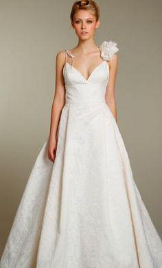 Sample Tara Keely Wedding Dress TK 2154, Size 8  | Get a designer gown for (much!) less on PreOwnedWeddingDresses.com