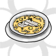 sopa de pescado [ES] #sopa de #pescado con #merluza y #fideos [EN] #fish #soap with #hake and #nuddles.