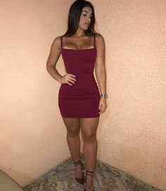 Now don't worry, here we have some of the best birthday outfit ideas, take a look. Tight Dresses, Sexy Dresses, Cute Dresses, Sexy Outfits, Cute Outfits, Fashion Outfits, Womens Fashion, Moda Outfits, Hot Dress