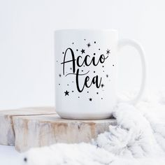 Accio Tea! Mug