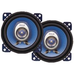 PYLE PL42BL Blue Label Speakers (4, 2 Way)