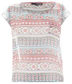 T-shirt Aztèque