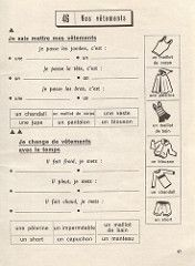 exercices p47 French Worksheets, French Classroom, Vintage School, French Lessons, Learn French, French Language, Sheet Music, Knowledge, Teaching