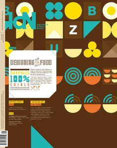 #ClippedOnIssuu from IdN v20n6: Edible Graphics