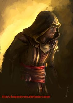 Aguilar - Assassins creed by DragonsTrace