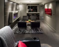 Cheers to an All-In-One Basement Brewery and Home Theater