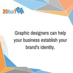 Graphic designers can help your business establish your brand's identity. Hire one today! http://ow.ly/Vw5gV