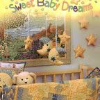 Sweet Baby Dreams patchwork and applique book