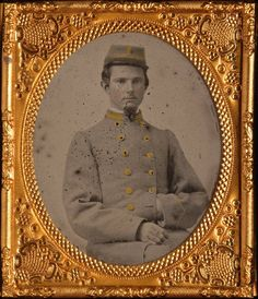 An unknown officer of the 2nd Georgia. ( Either the 2nd Georgia Infantry of the 2nd Georgia Battalion)