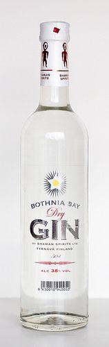 Bothnia Bay Dry Gin