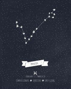 Constellation des Poissons