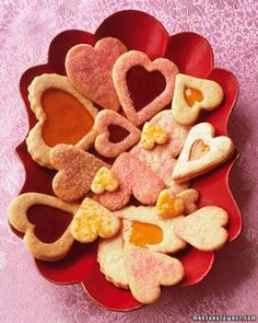 """See the """"Valentine Cookies"""" in our Valentine's Day Cookie Recipes gallery"""