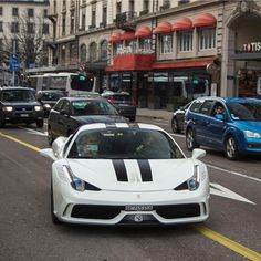 Ohh what a nice shot. Crazy Ferrari 458 Speciale Photo by by petrolheadworld Lykan Hypersport, Unique Cars, Ferrari 458, Nice, Italia, Nice France