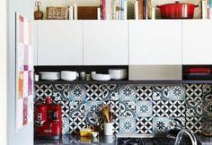 Cozinhas com azulejos