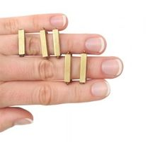 Tube Knuckle Ring