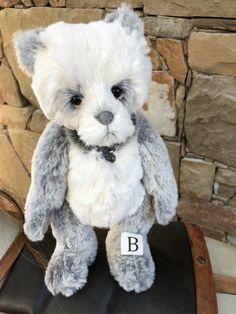 Ginny Small Standing Panda Bear Boyds Bears, Teddy Bears, Charlie Bears, Little Panda, Panda Bear, Pretty Little, Hand Stitching, Toys, Animals