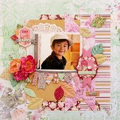 『This makes me Happy』 by Miyuki Kawakami