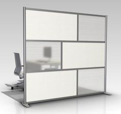 wide x high Room Divider, Office Partition, White & Translucent Frosted Hammered - iDivide Modern Room Dividers & Office Partitions Metal Room Divider, Room Divider Headboard, Room Divider Shelves, Bamboo Room Divider, Room Divider Walls, Living Room Divider, Divider Cabinet, Office Room Dividers, Fabric Room Dividers