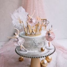cake decorating videos Shop Luxsear Dcors decor and pieces of jewellery with exclusive designs. Free Delivery to Sydney, Melbourne, Brisbane, Adelaide & Australia wide. Ballet Birthday Cakes, 1st Birthday Cake For Girls, Ballet Cakes, Ballerina Birthday Parties, Ballerina Cakes, Baby Birthday Cakes, Birthday Cake Pictures, 2 Birthday Cake, Birthday Cake Toppers