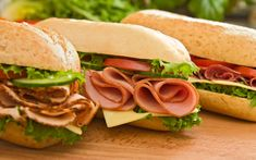 Gastronomía : sandiwch