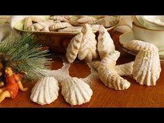 Šape s Orasima / Delicious Walnut Cookies Walnut Cookies, Croatian Recipes, Baking, Youtube, Food, Patisserie, Bread, Bakken, Youtubers