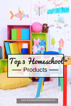 Tweet Here are my top 3 items that I cannot live without in my homeschool! It was a hard choice, but these 3 items really help to keep everything stream lined and organized. I have two of the organizer carts. One is in a larger size than shown in the picture. I use the smallRead More >>
