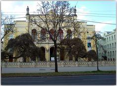 Csokonai-színház. Csokonai-theatre. Debrecen, Hungary.  Megnyitás / Opening: 1865. október 7. Photo: Orendt Mihály