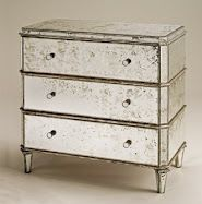 I love the antique finish of this, but want something round & scalloped