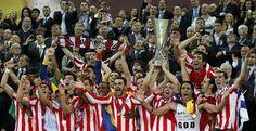 El Tigre le da la victoria al Atlético de Madrid.