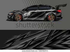 Portfolio di foto e immagini stock di zoulgrpc_wrap05 | Shutterstock Car Wrap, Minis, Racing, Abstract, Sports, Image, Design, Running, Summary