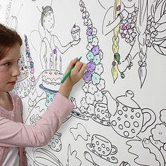 Fairy Design Colour In Wallpaper