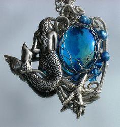 Deep Blue Sea Mermaid