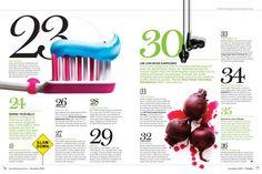Magazine de prévention Australien | MagSpreads | Mise en page du magazine Inspiration et Design Editorial