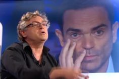 On n'est pas couché : gros clash entre Yann Moix et Michel Onfray ! [VIDEO]