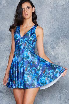 Space Kitties Marilyn Dress (48HR)