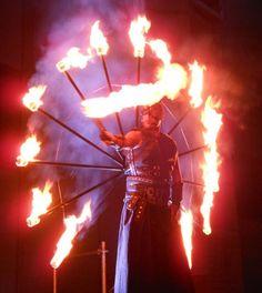 Paul Kalkbrenner e il Circo Nero alla Cittadella del carnevale di Viareggio