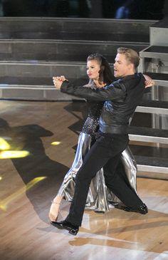 DWTS 2015   Dancing with the Stars 2015: Week 2 – Bindi and Derek Tango (VIDEO)