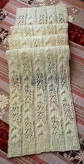 Ravelry: Wheaten pattern by Anne Hanson